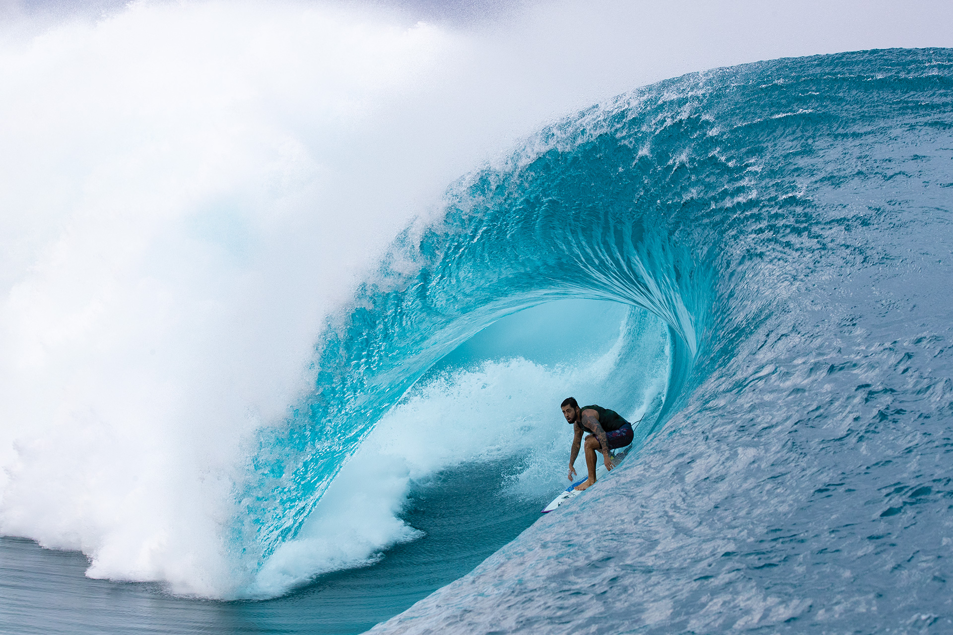 Intl Olympic Committee Approves Teahupo`o for Paris 20 Olympic ...