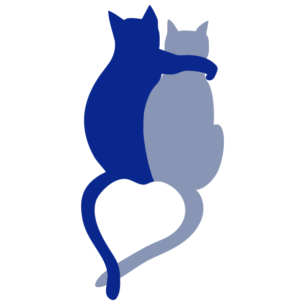 Download Cats In Love By Annalise1988 | Free SVG