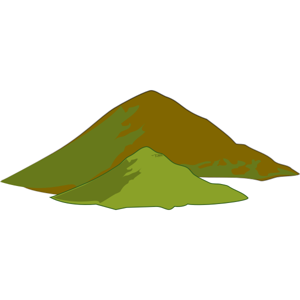 These free images are pixel perfect to fit your design and available in both png and vector. Mountains Vector Image Free Svg