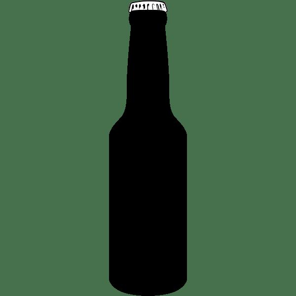 Download Vector graphics of bottle of beer   Free SVG