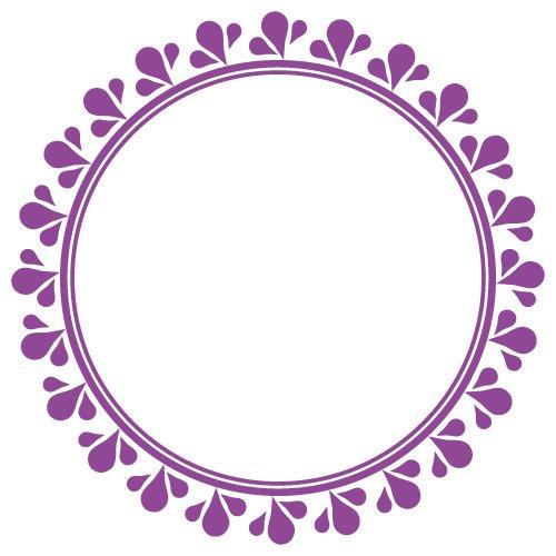 Monogram Frame SVG