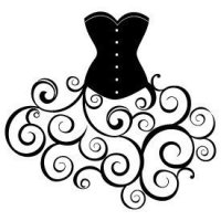 Free svg cut files corset dress, This FREE download includes SVG, EPS, PNG and DXF files for personal cutting projects. Free vector / free svg monogram / free svg images for cricut / swirls