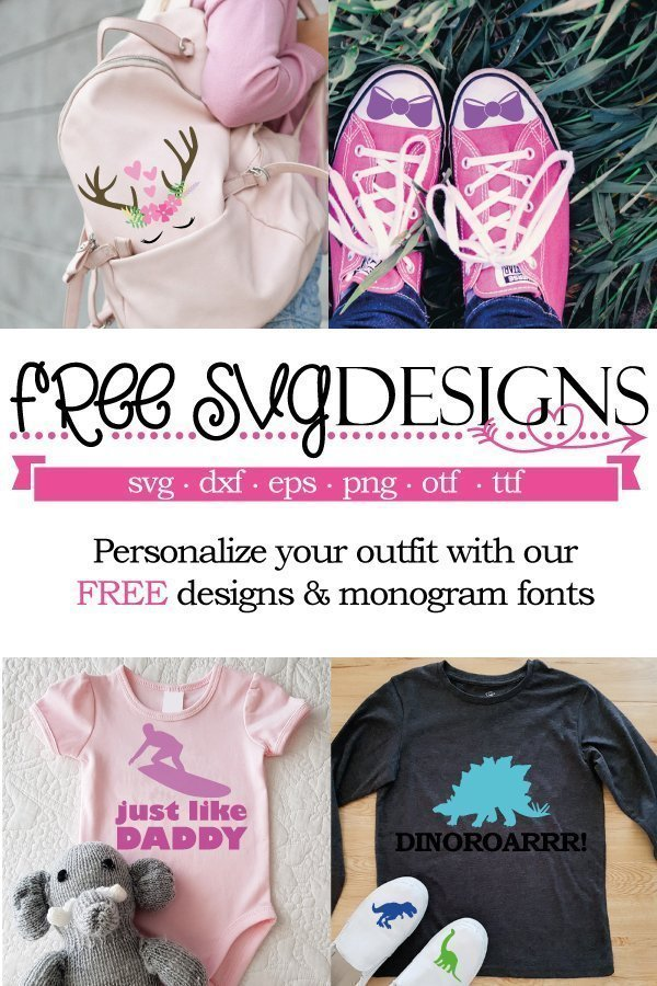 We have free SVG cut files for Cricut, Silhouette and other personal cutting systems. FREE download includes SVG, DXF, PNG and EPS files. Free vectors for personal use.