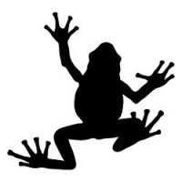 Free svg cut files frog silhouette. FREE downloads includes SVG, EPS, PNG and DXF files for personal cutting projects. Free vector / printable / free svg images for cricut