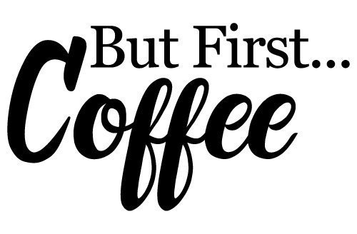 Free Coffee SVG Cut File FREE Design Downloads For Your