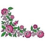 Flower gardland SVG