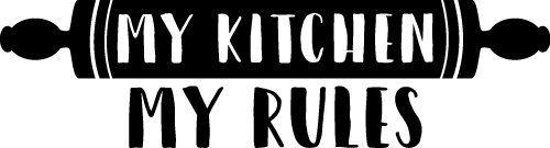 My Kitchen Rules SVG