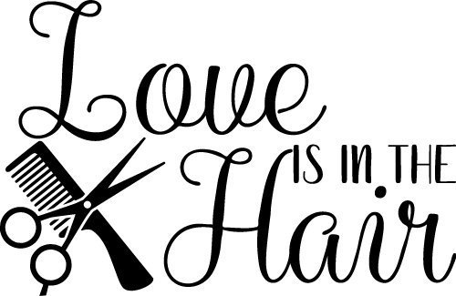 Download Free SVG Files | SVG, PNG, DXF, EPS | Love is in the Hair ...