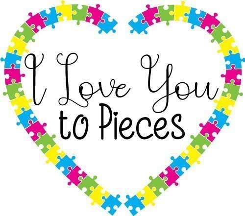 Download Free SVG Files | SVG, PNG, DXF, EPS | I Love you to Pieces