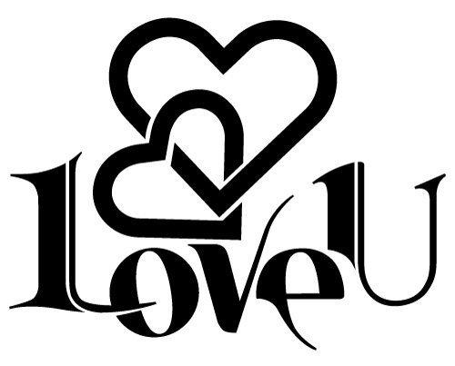 Quote Love SVG