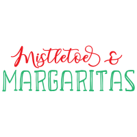 Quote Mistletoe And Margaritas SVG