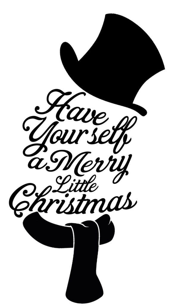Download FREE Merry Little Christmas SVG - Free SVG Files