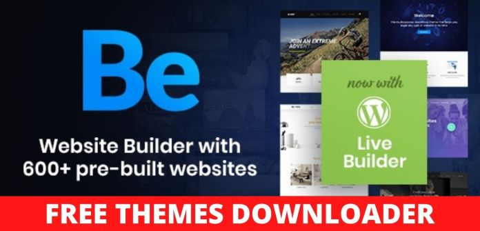 Download BeTheme 25.1.0.2 Nulled