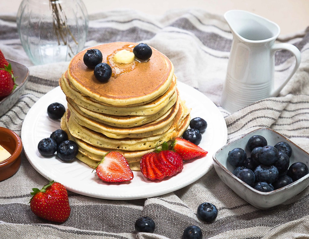 Pancakes (ultra faciles)