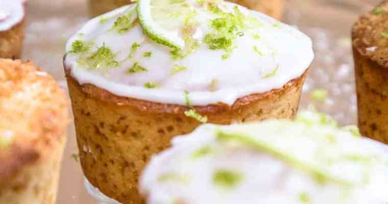 Muffins Citron Vert Coco