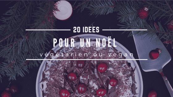 Nos 20 idées de plats pour un Menu de Noël Végétarien ou Vegan