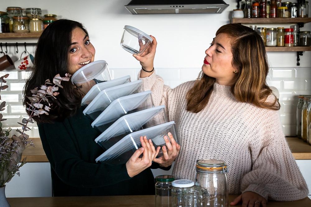Ebook Batch cooking - Recettes d'hiver : 3 menus autour de 3 légumes de saison avec chacun 5 recettes de plats salés et 1 recette de dessert ou collation. Que ce soit votre déjeuner à emporter au travail ou alors votre dîner déjà tout prêt le soir, ou un peu des deux, chacun son organisation!