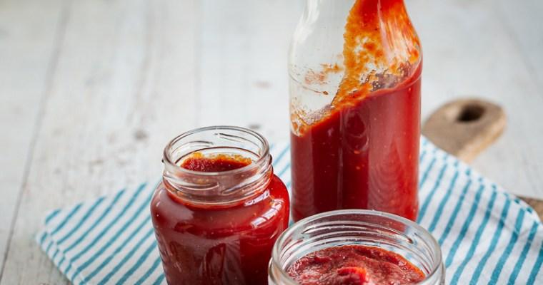 Ketchup fait Maison facile