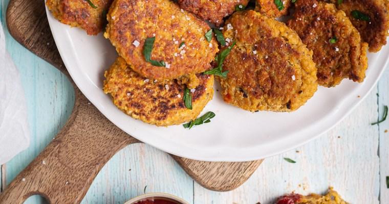 Nuggets Végétariens aux Pois Chiches