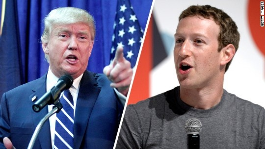 Leaked documents reveal that Facebook is behind Trump being president and Brexit!