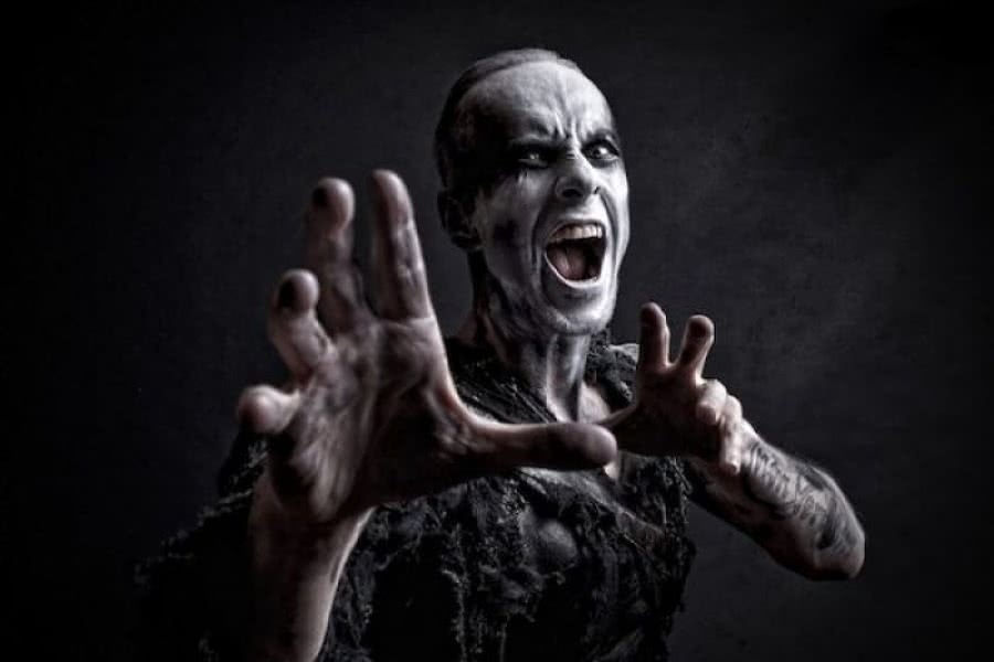 BEHEMOTH'S NERGAL: HOW I NOTICED THAT I'M A SLAVE TO THE SYSTEM