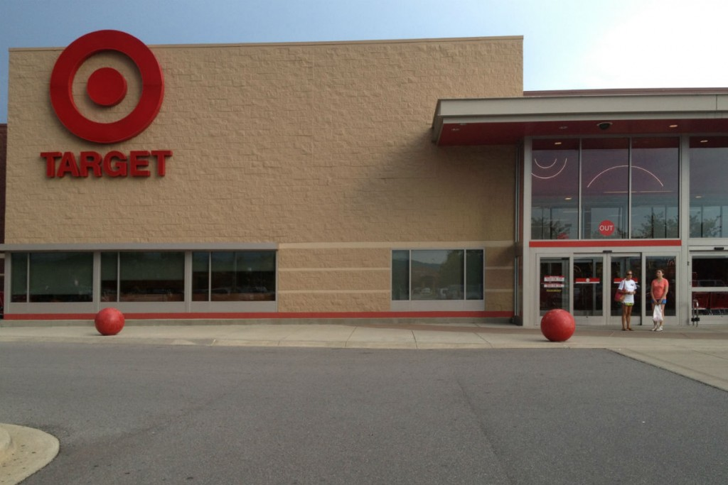 The Target store in Oxford, Alabama.