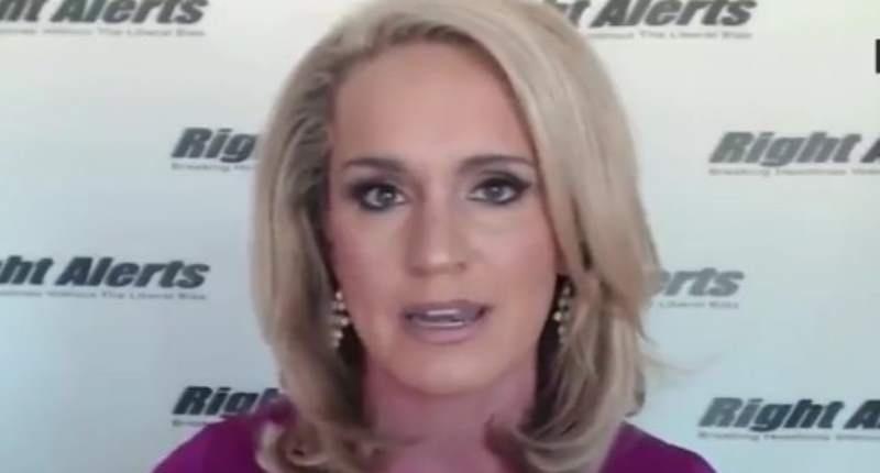 Scottie Nell Hughes talks to CNN's Wolf Blitzer on June 8, 2016. (YouTube)