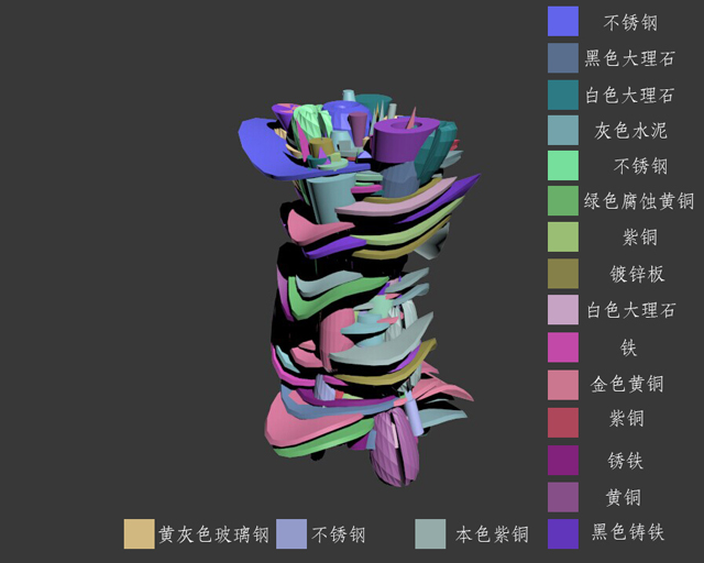Wang Yuyang, Identity, Proposal Rendering, 2015 © Cass Sculpture Foundation, Wang Yuyang.