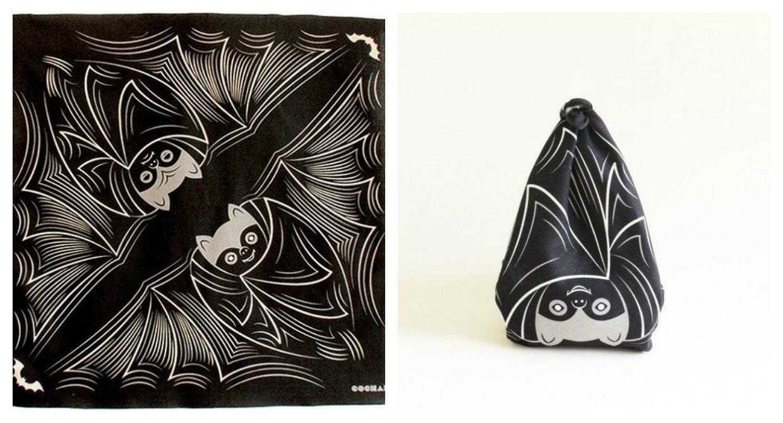 Furoshiki-bat