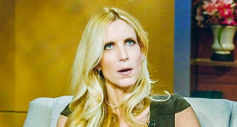 Image: Ann Coulter speaks to Fox News (Screen capture).