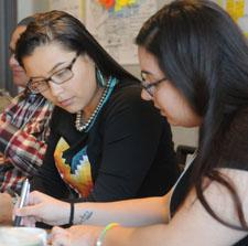 Photo courtesy First Nations Development Institute. Reclaiming Native Truth, a Native-led two-year research project, aims to improve mainstream perceptions of Native Americans.