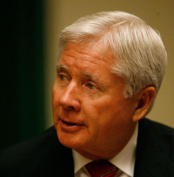 Atlanta — Attorney Tex McIver, shown in this 2010 photo.