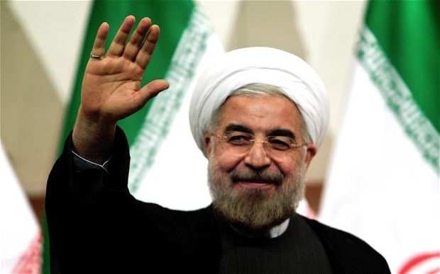 President Hassan Rouhani.