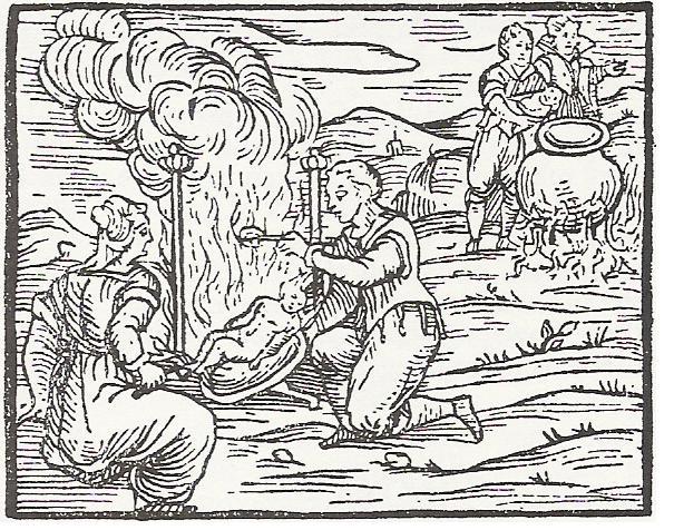 Compedium maleficarum of Francesco Mario Guazzo, published in 1608.