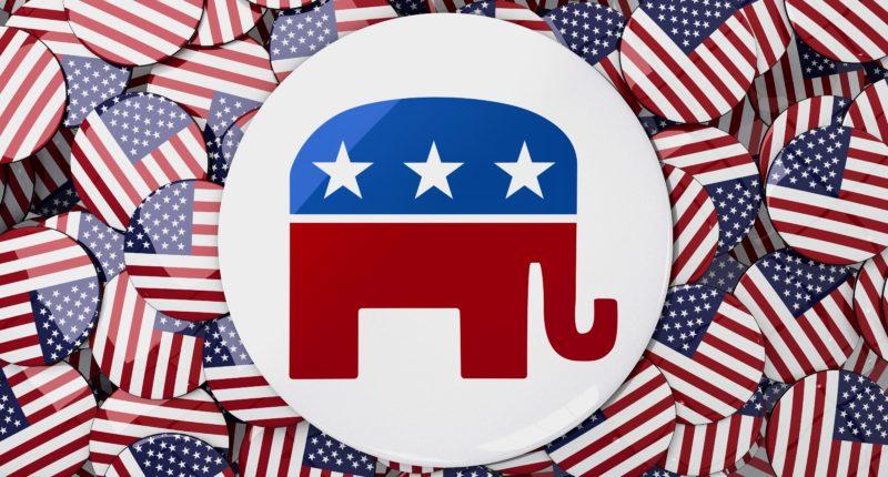Republican Logo (Shutterstock).