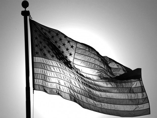 USA-black-and-white