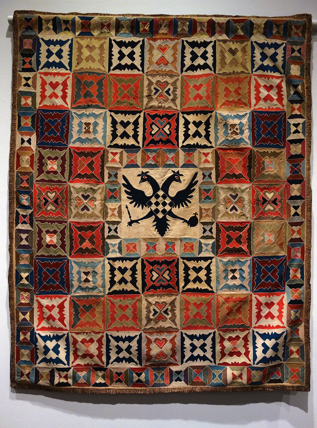 The Quilts of War
