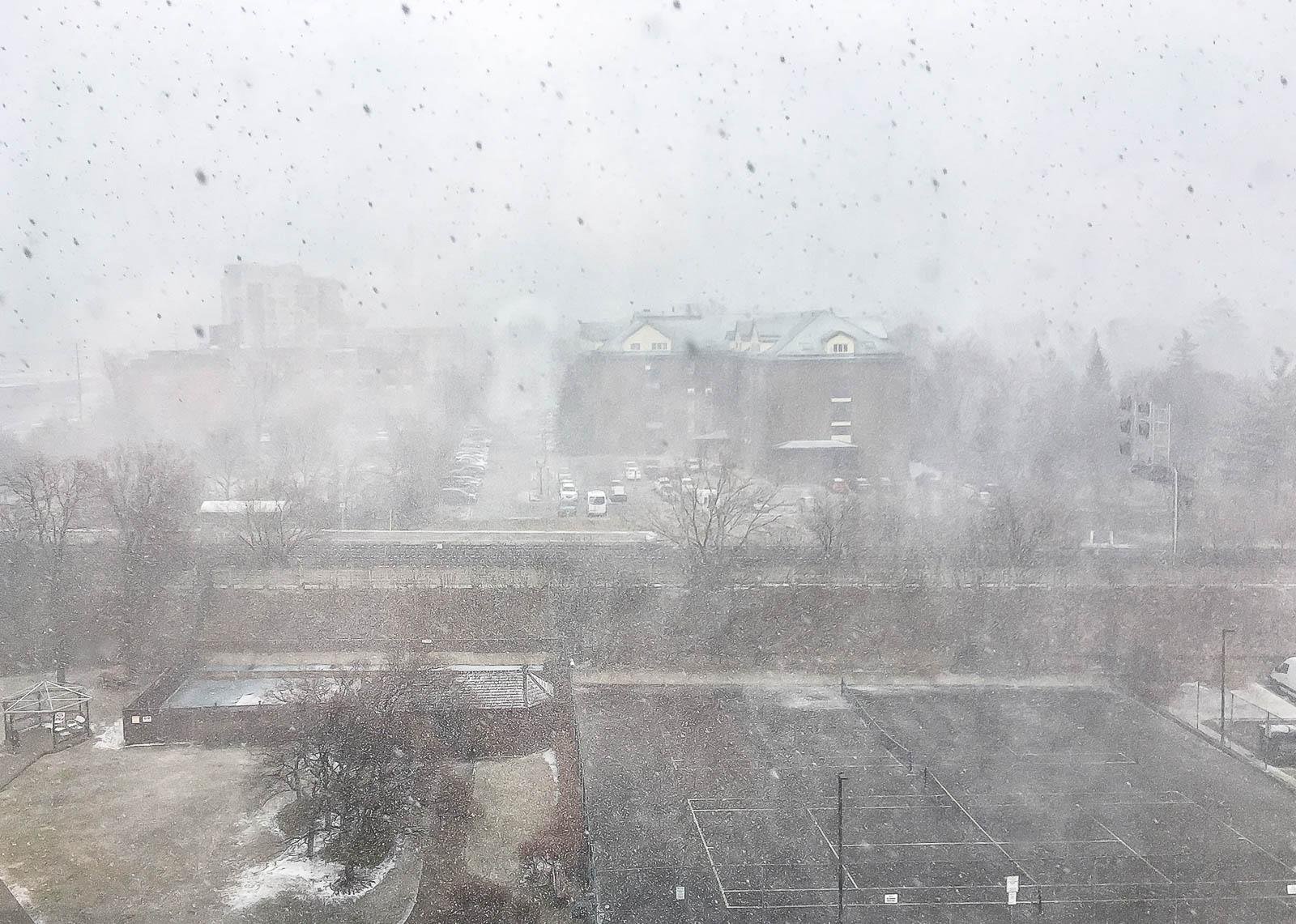 April Blizzard