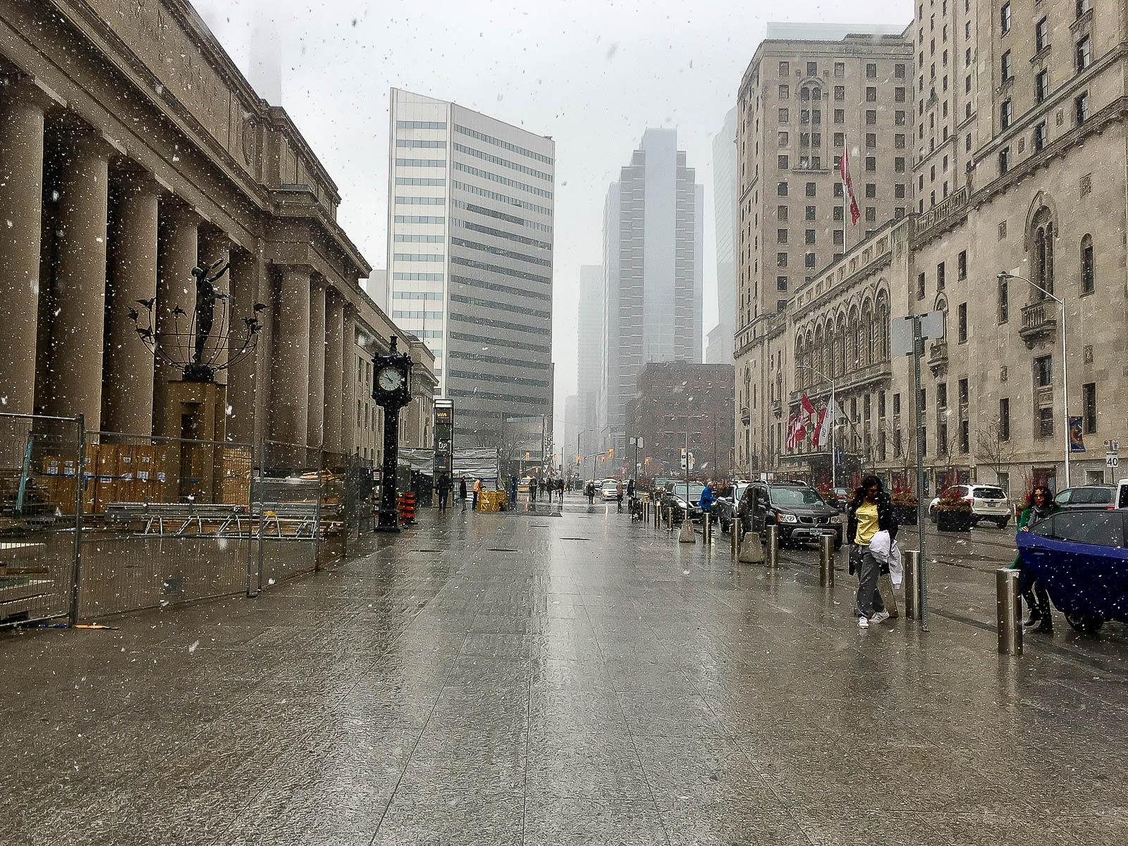 Front Street, Toronto