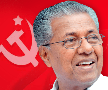 Pinarayi Vijayan, the new Chief minister of Kerala
