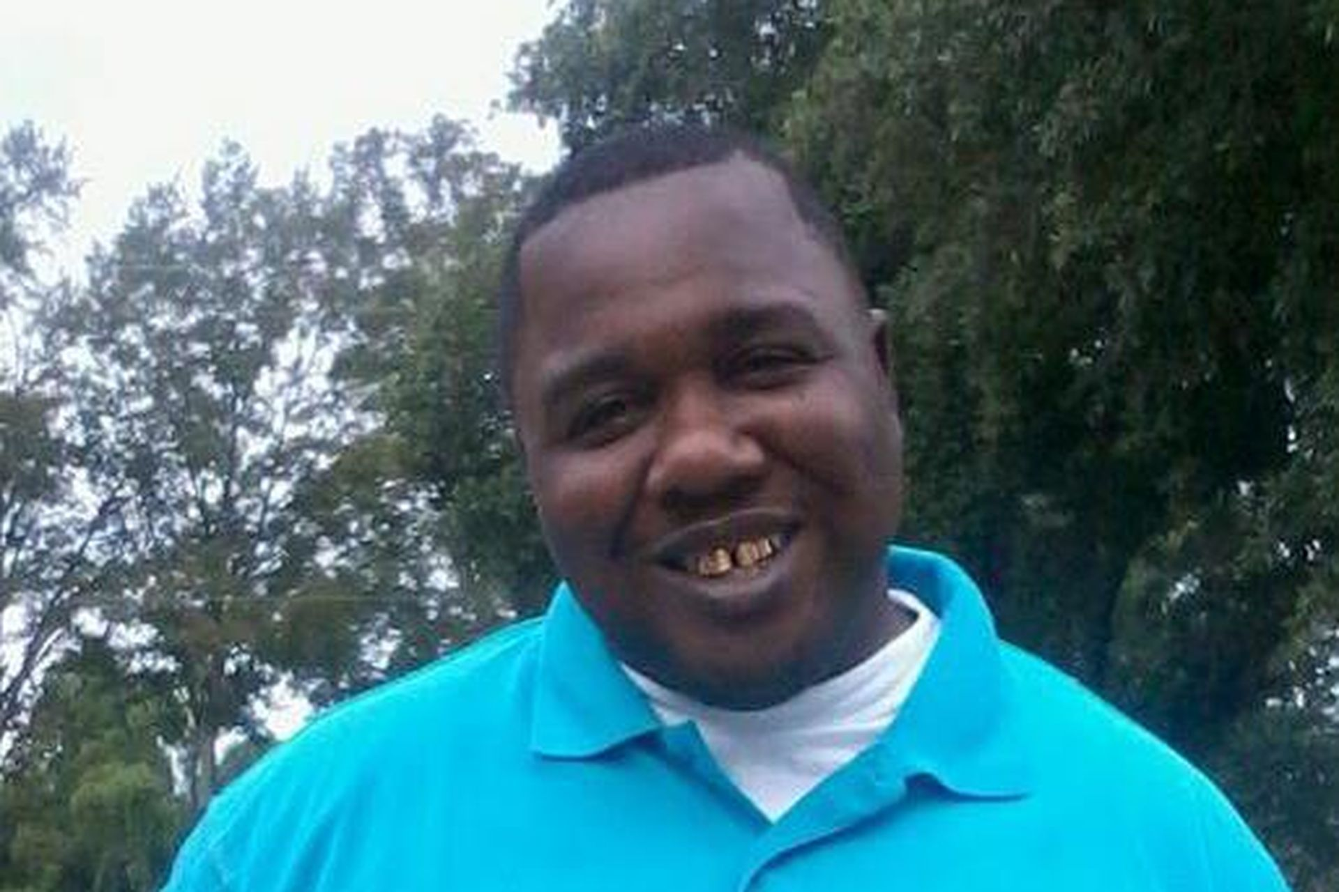 Alton Sterling, a 37-year-old black man who was shot and killed by Baton Rouge, Louisiana, police.