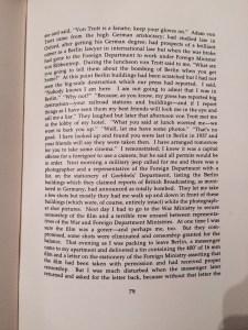Page of Parlin memoir