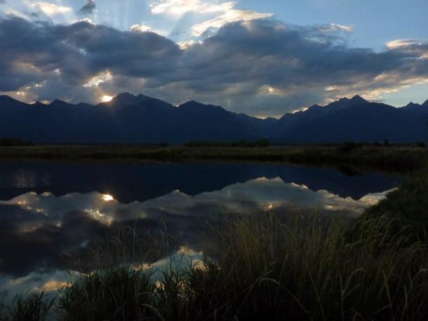 Ninepipe Reservoir