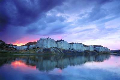 Missouri River Breaks