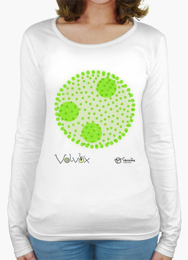 Volvox t-shirt, women's