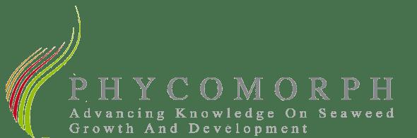 Phycomorph logo