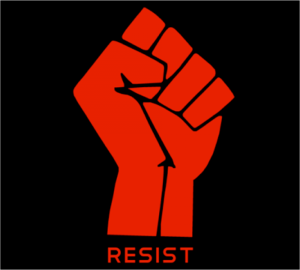 resistfist