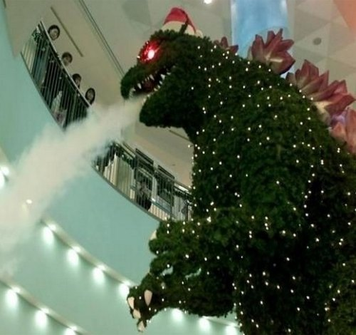 The Japanese really know how to celebrate Christmas