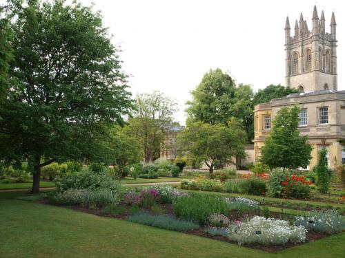 Oxford Botanical Garden