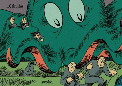 The Call of Cthulhu, Simplified